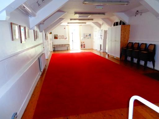 Unitarian Church Hall 150
